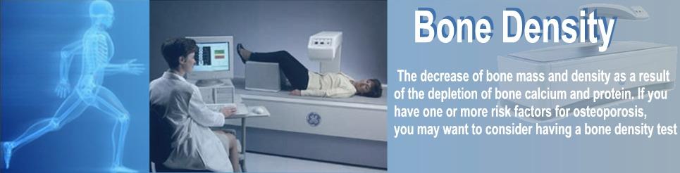 Bone Densitometry (DEXA, DXA) - RadiologyInfo.org